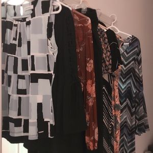 Ladies Business Casual Lot Size L-XL